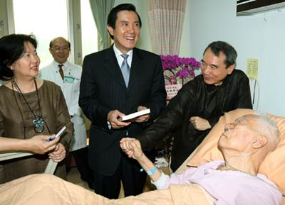 作家柏杨凌晨在台湾病逝享年89岁