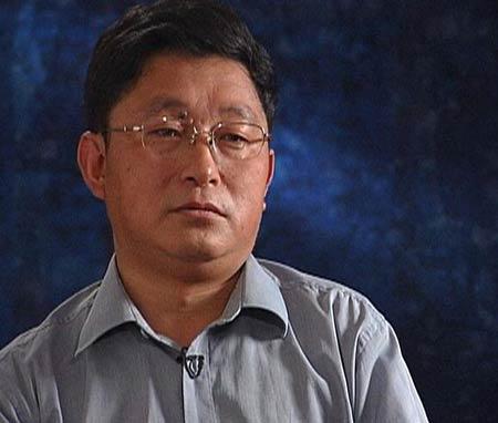 藏族作家阿来:边走边写(组图)
