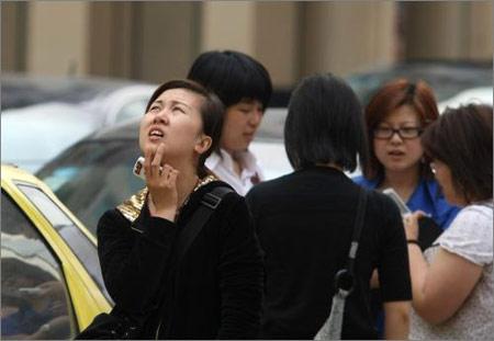 上海徐汇等多个中心区域大楼摇晃持续5分钟