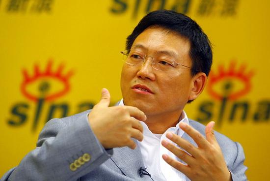 拉住孩子的手中国企业家联合赈灾行动(组图)