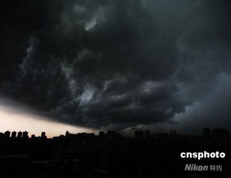 广东连续七天大范围强降水发布暴雨警报百余次