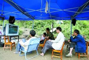 青川3000移民预计1/3回流马公乡灾民返乡最多