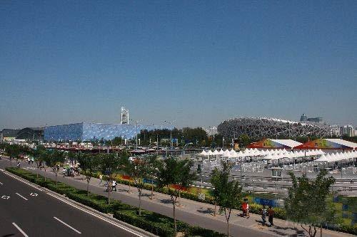 北京残奥会开幕式今晚将在鸟巢彩排