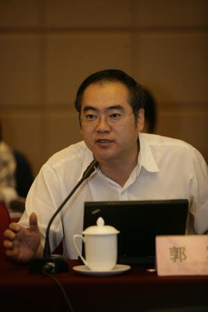 郭军:中国必须迈过社会责任这道槛