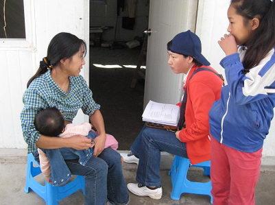 专家组调查发现汶川地震灾民家庭矛盾明显上升