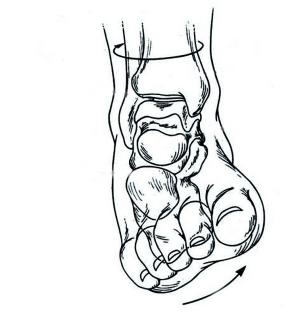 画鞋子的步骤图解素描