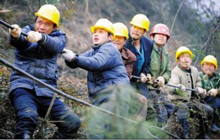 2008感动中国候选人:唐山十三位农民(图)