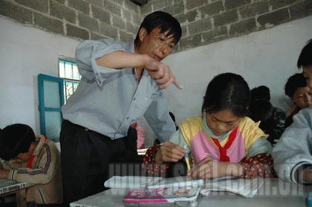 2008感动中国候选人:李桂林陆建芬(图)