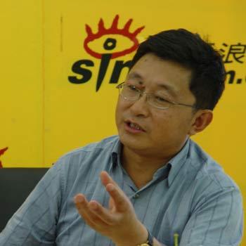 2008感动中国推委会成员:阿来(图)