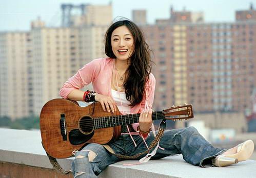 2008年中国魅力50人评选候选人:艾敬