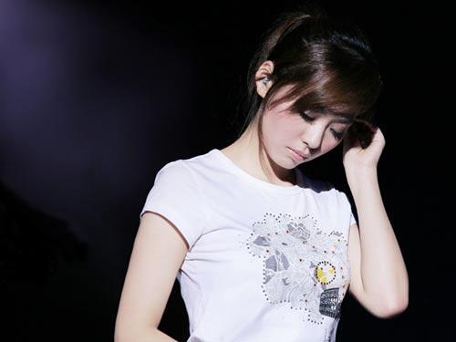 2008年中国魅力50人评选候选人:张靓颖