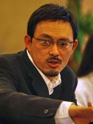 2008年中国魅力50人评选候选人:马家辉