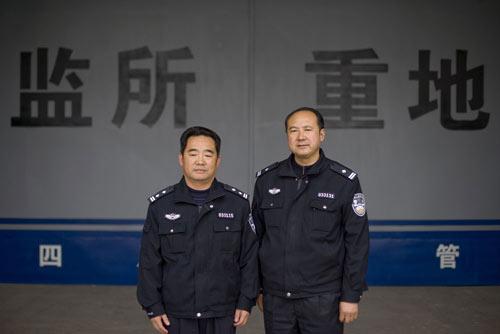 2008年中国魅力50人评选候选人:北川监狱长