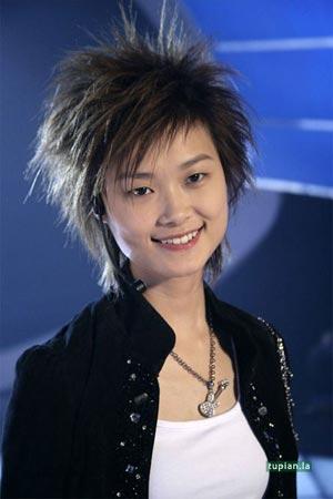 2008年中国魅力50人评选候选人:李宇春