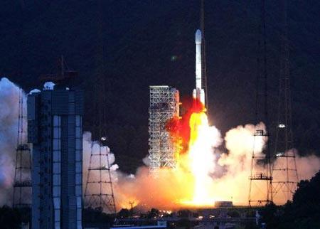 中星6B卫星今日