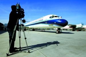 天津大学购置飞机
