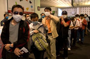 79名中国公民已乘包机飞离墨西哥城