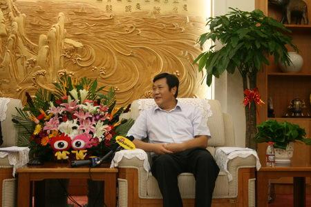 郑州市长:从河南人口头语看郑州特色
