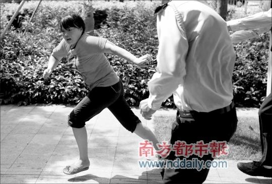 三拳联手整治 工商非法中介 深圳市场监督管理