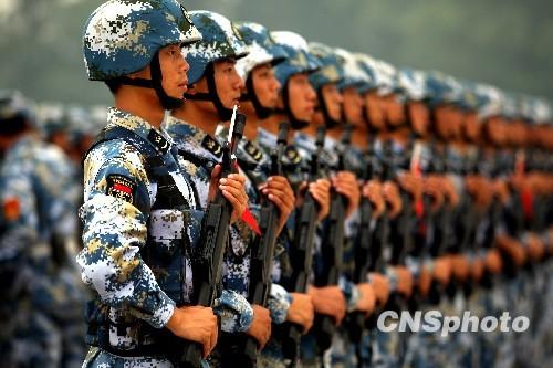 武警雪豹突击队将首次参加国庆阅兵