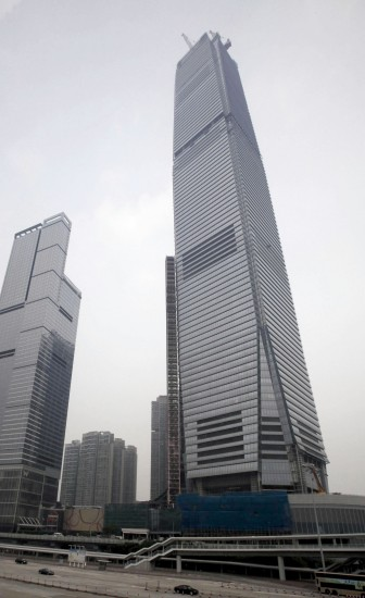 香港建筑工地发生事故造成5死1伤