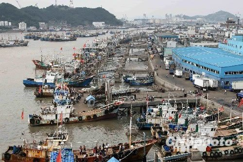 台风芭玛继续影响我国东南部海域