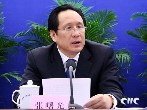 2009感动中国候选人:张曙光
