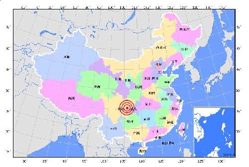 四川遂宁与重庆潼南交界5级地震致1死10伤