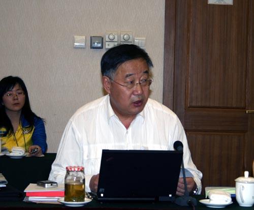 全国政协常委秦大河提议建立国家公共气象频道