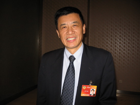 政协委员周中枢:提高矿权市场准入门槛