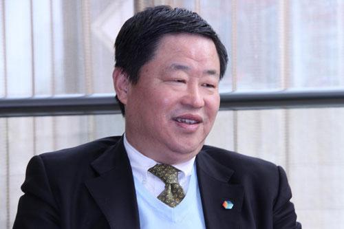政协委员宁高宁:国进民退毋需再提