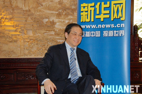 银监会主席刘明康谈今年中国银行业热点问题