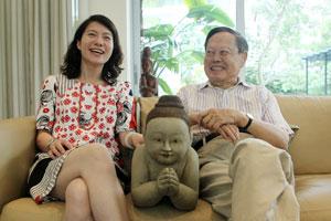 杨振宁:我有很好的基因要活到108岁