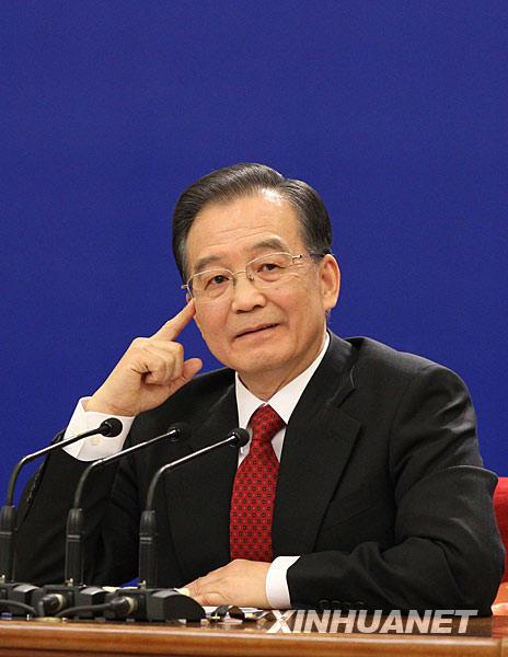 温家宝有关台湾问题谈话引起岛内舆论关注