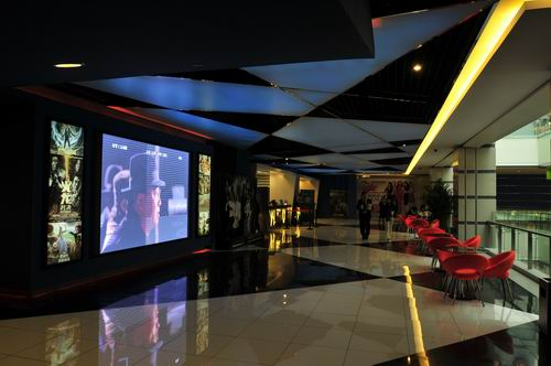 湖北省电影总公司进驻上海市场 博纳银兴国际电影城正式开业