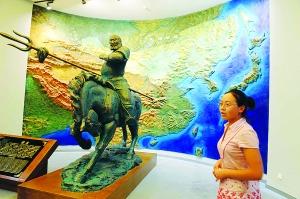 赤峰博物馆新馆8日开放