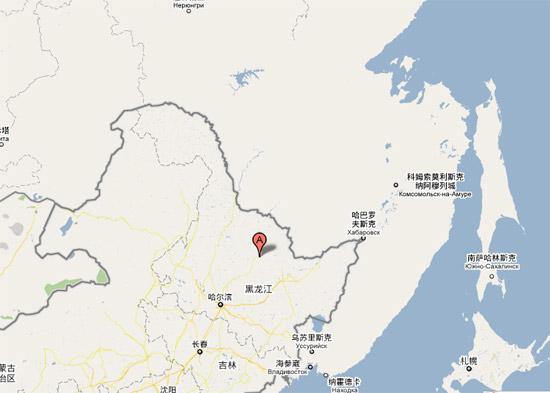 黑龙江伊春一架客机失事目前伤亡情况不明