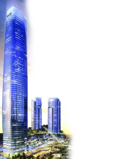 南京将建318米高世贸中心预计2014年完成