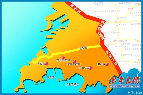 青岛八大关风景区和小鱼山风景区老别墅政府已立法保护