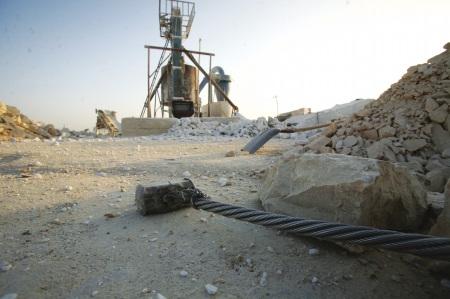 托克逊佳尔思建材厂已停工 图据《新疆都市报》