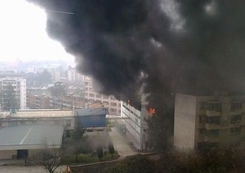 12月30日上午,昆明全新生物制药有限公司发生爆炸事故,共造成5人死亡8人受伤,其中5人重度烧伤,1人中度烧伤,两人轻伤。