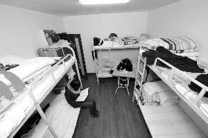 求职公寓调查:高低铺上栖息着高高低低的梦想