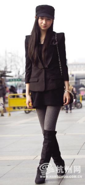 刘芳媛模特