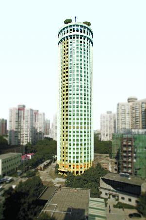 位于北京市丰台区方庄芳群园的金汇中心 新京报制图/郭宇