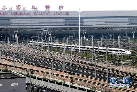京沪高铁6月底将率先实行网络售票