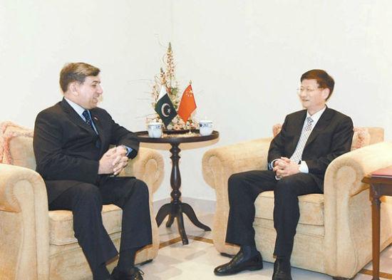 巴高官公開表態︰中國的敵人就是巴基斯坦的敵人(組圖)