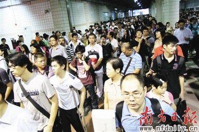 广东高速国庆客流最高峰超春运 今日为高峰点