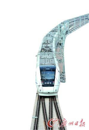 广深港高铁广深段已开通。记者轩慧 摄