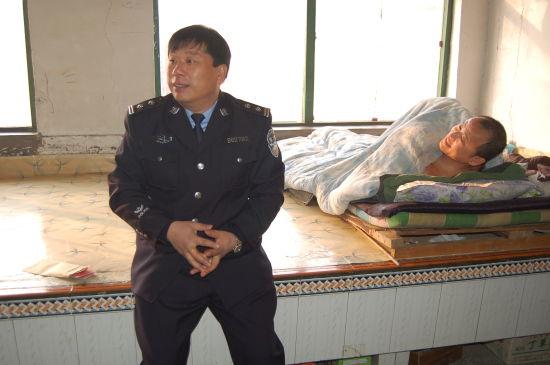 > 正文    2012年1月18日这天早上,盘山县公安局太平派出所包括所长在