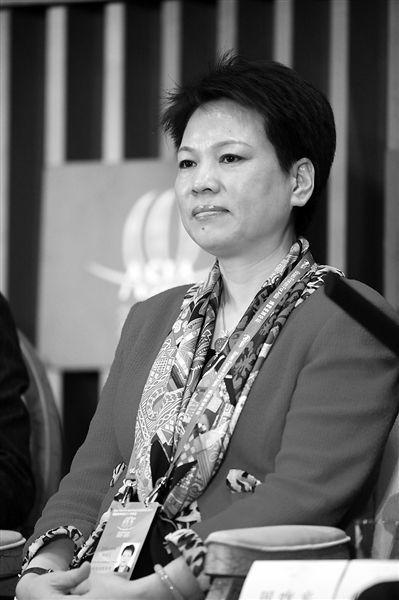 新光控股集团董事长、全国人大代表周晓光。资料图片